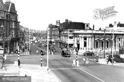 Golders Green, High Street c.1955