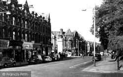 Golders Green, North Hill Parade c.1960