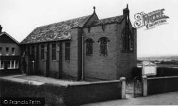 Goldthorpe, Catholic Church c.1965