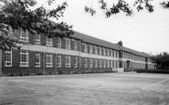 Goldthorpe, Dearne Side School c.1965