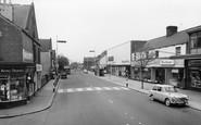 Goldthorpe, Doncaster Road c.1965