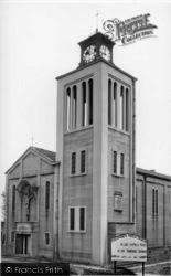 Goldthorpe, St John And St Mary Magdalene Church c.1965