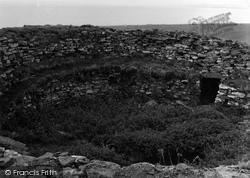 Dunrobin Broch 1954, Golspie