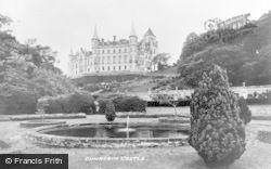Dunrobin Castle c.1950, Golspie