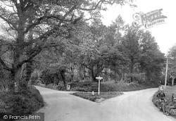 Gomshall, Burrows Cross 1925
