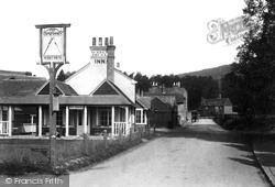 Gomshall, Compasses Inn 1909