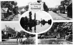 Gomshall, Composite c.1917