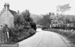 Gomshall, Goose Green c.1955