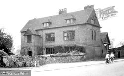 Gomshall, King John House c.1965