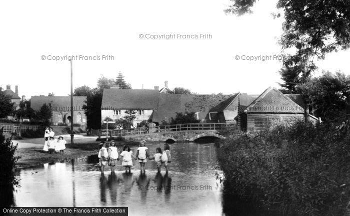 Gomshall,Mill 1904,Surrey