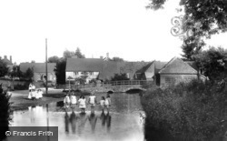 Gomshall, Mill 1904