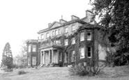 Gomshall, Netley House c1955