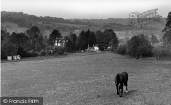 Gomshall, North Downs c.1960
