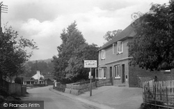 Gomshall, Post Office 1924