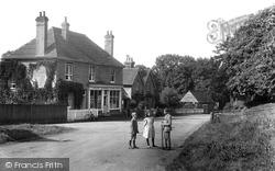 Gomshall, Station Road 1917