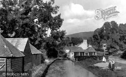 Gomshall, The Tilling Bourne 1917
