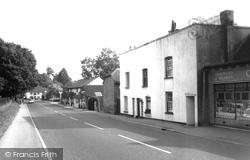 Gomshall, The Village c.1965