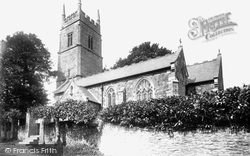 Goodleigh, St Gregory's Church 1894