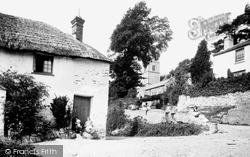 Goodleigh, The Village 1894