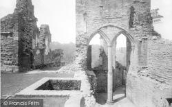 Goodrich, Castle 1931