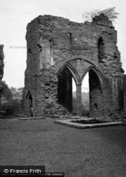 Goodrich, Castle 1948