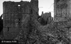 Goodrich, Castle 1951