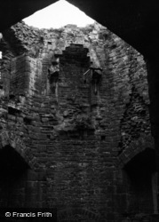 Goodrich, Castle 1955