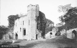 Goodrich, Castle, Chapel 1893