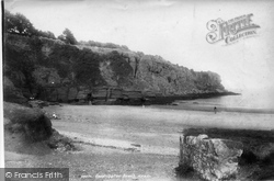 Goodrington, Beach 1899