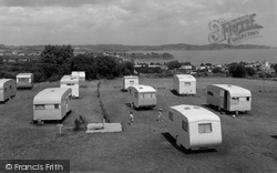 Goodrington, Beverley Park Holiday Camp c.1960