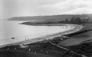 Goodrington, Broad Sands 1922