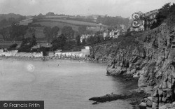 Goodrington, From Roundham Head 1922
