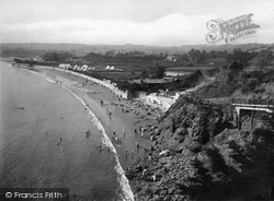 Goodrington, Sands 1922