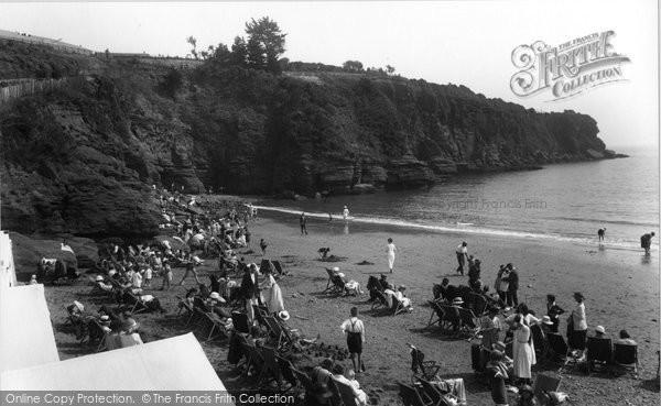 Goodrington, Sands 1922