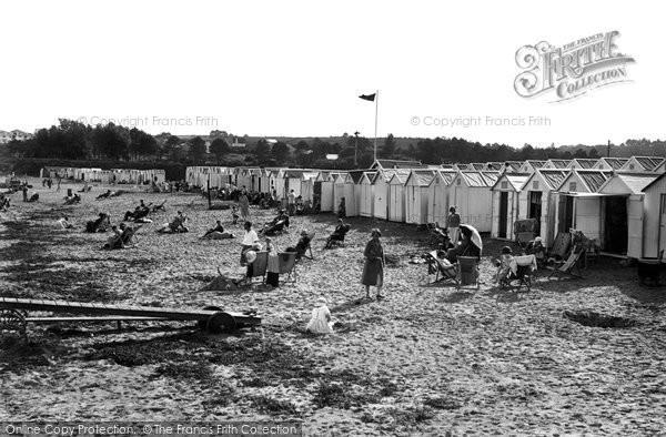 Goodrington, South Sands 1933
