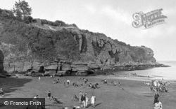 The Cliffs c.1920, Goodrington