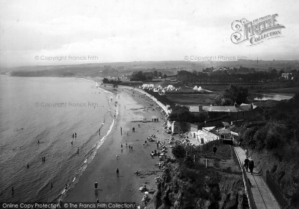 Photo of Goodrington, The Sands 1922