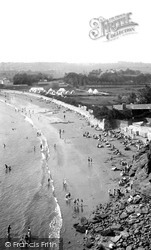 Goodrington, The Sands 1922