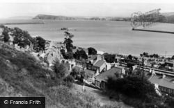 Goodwick, Fishguard Bay c.1960