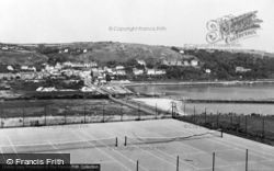 Goodwick, General View c.1960
