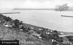 Goodwick, The Harbour c.1960