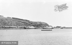 Goodwick, The Quay c.1955