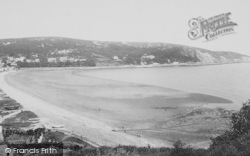 Goodwick, The Sands 1899