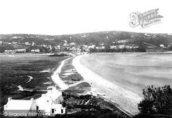 Goodwick, The Village 1899