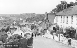 Goodwick, The Village c.1960