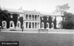 Goodwood, Goodwood House 1955