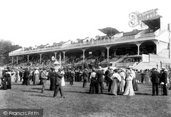 Goodwood, Grandstand 1904