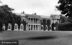 Goodwood, House c.1960