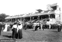 Goodwood, Racecourse 1904