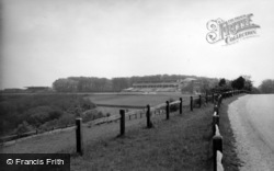 Goodwood, Racecourse c.1955, Goodwood Park